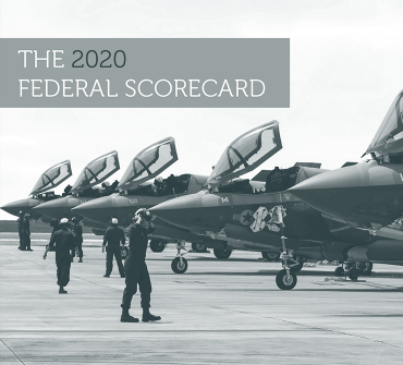 Photo of The 2020 Federal Scorecard